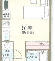 11畳でゆったり居室空間^^(間取)